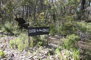 Close to the Edge -  Mountain Biking Trail - Donnybrook Western Australia