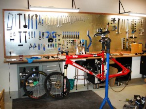 Learn to fix your bike at Cycletrek